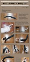 Perky Cat Tail Tutorial by Yume-ka