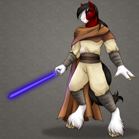 May the 4th Be With You - Torinus by ClemiKinkajou