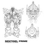 Sentinel Prime Design by glovestudios