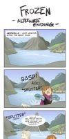 Frozen - An Alternate Ending... by ComickerGirl