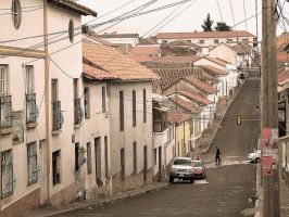 Sucre after carnival by paguzman