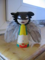 Cones: Hawkgirl by Poison-Harley
