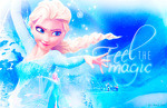 Frozen signature by Paulysa