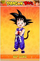 Dragon Ball - Kid Goku EPS by DBCProject