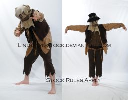 Scarecrow4 by lindowyn-stock