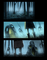 DAY 329. Sidhe - Thumbnails 5 by Cryptid-Creations