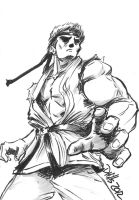 Ryu by DougHills