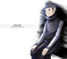 Request-Young Spock by Mkb-Diapason