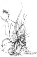 Grass Faery by maina