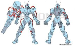 Ultron by NelsonX