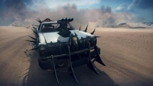 Mad Max: Outrunning the storm by Ricky47