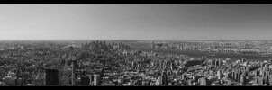 New York Skyline - 03 by skymax2k