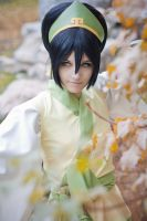 Toph Bei Fong - There! by Sorel-Amy