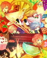 Sweet and Yummy Treats by 2x-Jhay