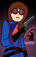 Daria: Agent of Cobra by S-C