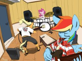 BAND by Swomswom