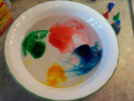 More Fun with Food Dyes 1 by Xne