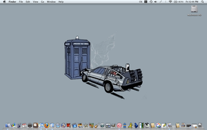 Desktop by vote-tennant