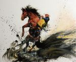 Horse Rider 2 by ThaoArts
