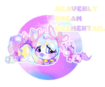 Heavenly Dream Elementail Auction CLOSED by LittleHomeofMacarons