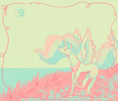 ::sea breezes:: by PuffPink