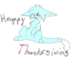 Happy Thanksgiving by MY-SUiCiDAL-STRETCH