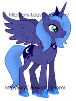 Luna by Airy-F