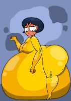 Totally Bloated I by NyxenAvenger