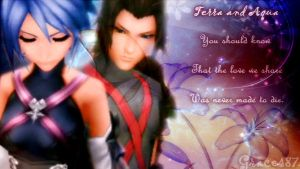 Terra Aqua Never Made To Die by Graces87