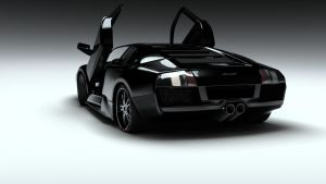 Lamborghini Murcielago back by ColdFusion20