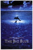 The Big Blue 1988 US Theatrical Release Poster XLG by ESPIOARTWORK-102