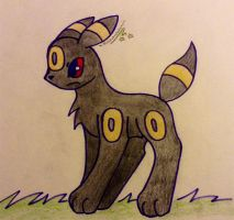 Umbreon by TheNeonUmbreon