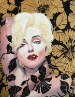 Marilyn by avacreat