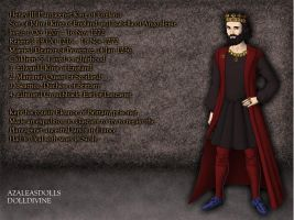 Henry III King of England 1216-1272 by TFfan234