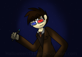 The Doctor by Halloween1313