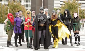 DC Comics 1 by TinksPhotography