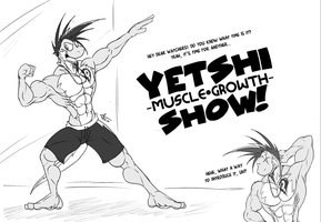 It's Yetshi MG Show time! - Part 1 by McTaylis
