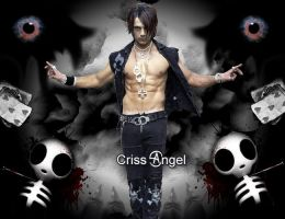 Criss Angel by DragonBlood12120
