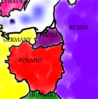 Alternate Poland and Prussia by kasumigenx