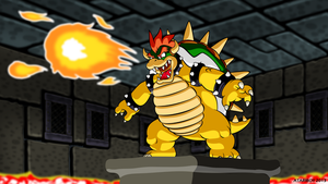 Don't Mess With A Bowser. by Atariboy2600