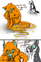 Terrible Things by Velkss
