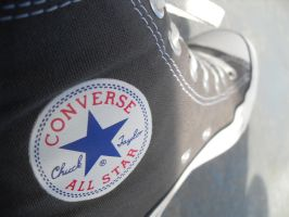 Converse All Stars by leopard0825