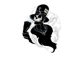 BARON SAMEDI by Nabootique