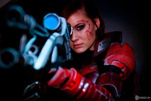 ME3: We fight or we die by MissCordie