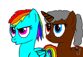 Themes #27 Skittles and #28 Fishing by rainbowpaint15