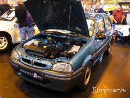 Rover 100 by The-Transport-Guild