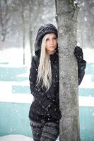snowfall by kucilphotography