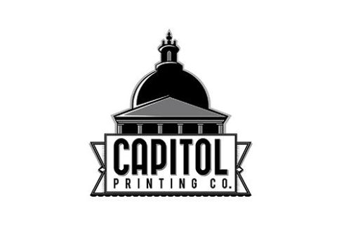 Capitol Printing Co. Logo Concept by identicraft
