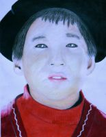 Chinese Boy by zoinkscameron
