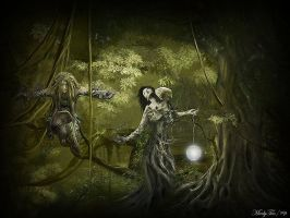 The guards of the forest by PSD-Graphics